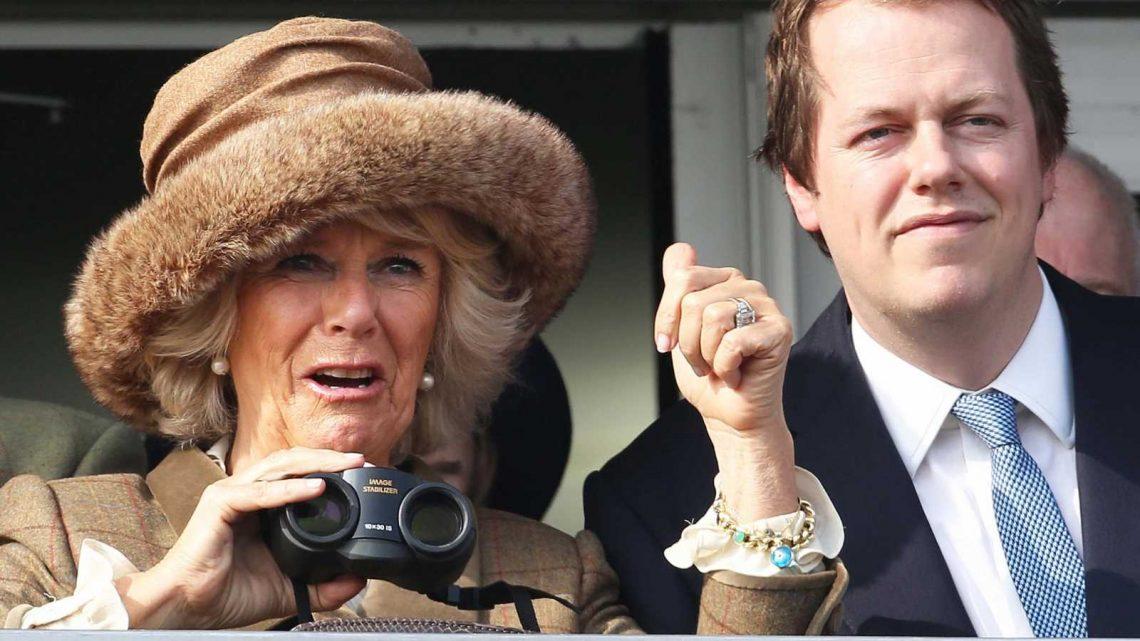 """Kein """"Queen""""-Titel für Herzogin Camilla? Das sagt ihr Sohn Tom dazu"""