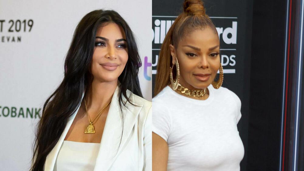 Kim Kardashian kauft Video-Outfit von Janet Jackson
