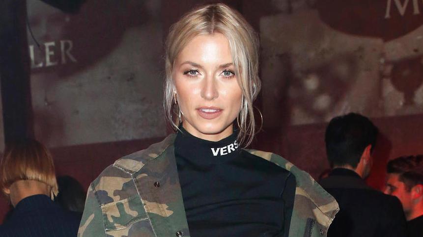 Lena Gercke verschwieg ihre Corona-Erkrankung