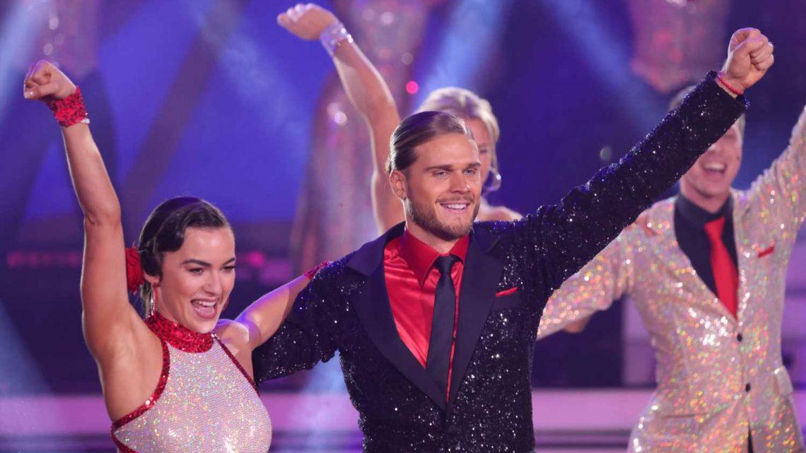 "Lets Dance 2021: Gewinner! Rúrik Gíslason ist ""Dancing Star""!"