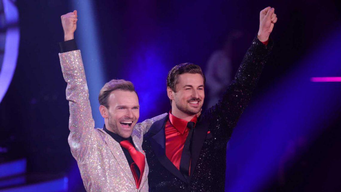 """Lets Dance 2021: Nicolas Puschmann landet bei """"Let's Dance"""" 2021 auf dem dritten Platz"""