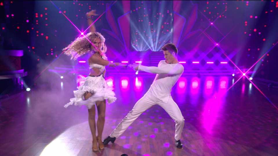 """Let's Dance 2021: Simon Zachenhuber zeigt """"SpaghettiBolognese"""" statt Samba"""