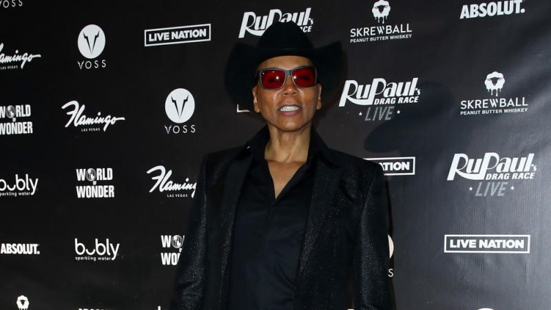 MTV: RuPaul räumt ab