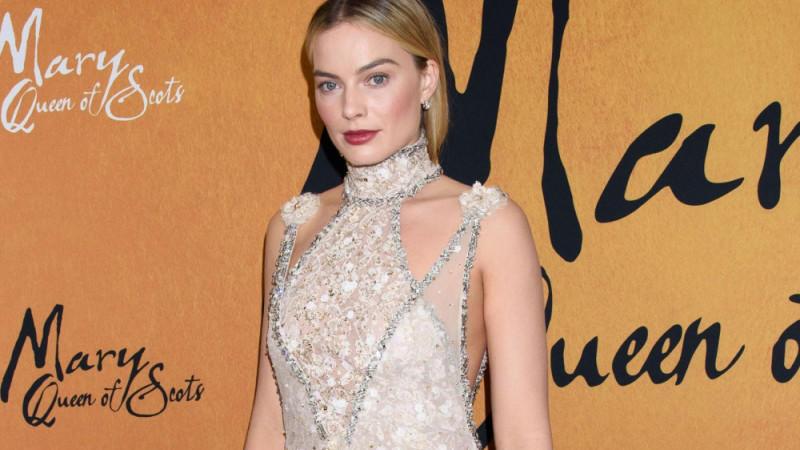 Margot Robbie: Capaldi bringt Würde