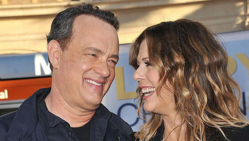 'Mein bester Freund': Tom Hanks und Rita Wilson feiern 33 Jahre Ehe