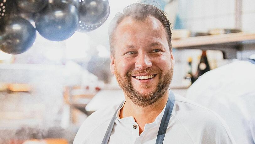 Nach Corona-Infektion: Drei-Sterne-Koch Jan Hartwig hat Geschmack verloren