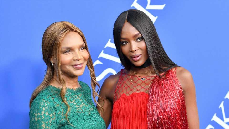 Naomi Campbells Baby-News: Ihre Mama freut sich über Enkelin