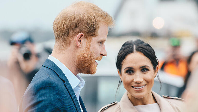 Neue Serie von Prinz Harry: Trailer mit Herzogin Meghan veröffentlicht