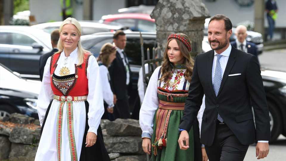 Norwegens Prinzessin Ingrid Alexandra (17) verzaubert Fans