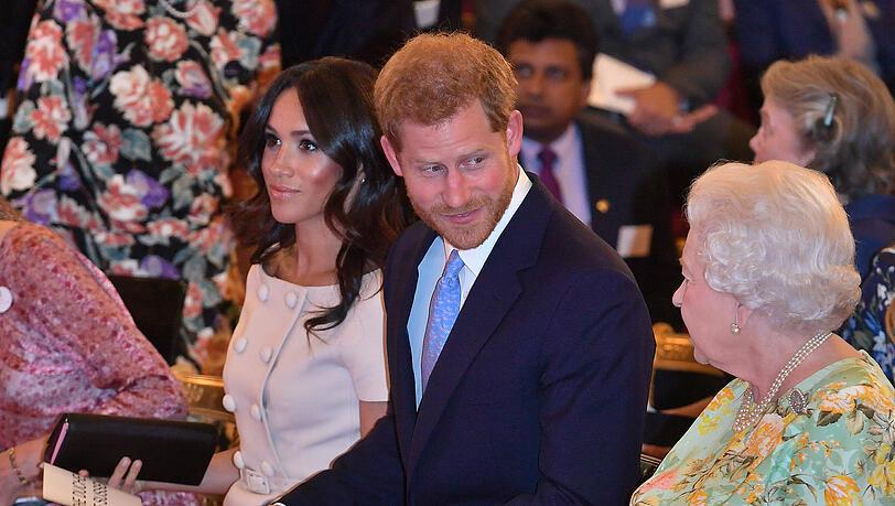 Prinz Harry: Was muss passieren, damit er seinen Titel verliert?