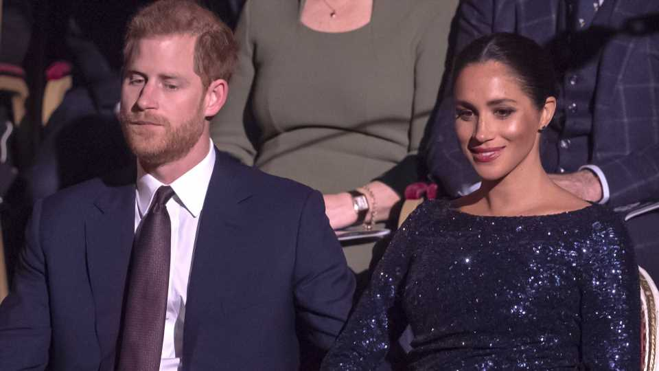 Prinz Harry enthüllt: Das hielt Meghan damals von Suizid ab