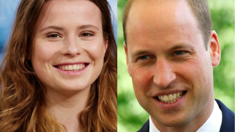 Prinz William holt Luisa Neubauer in Umweltpreis-Jury