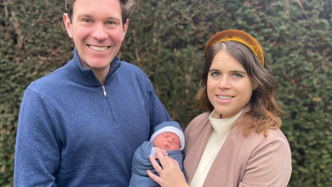 Prinzessin Eugenie teilt Fotos von Baby August – zum Geburtstag von Ehemann Jack