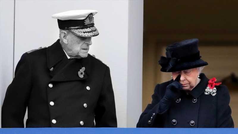 Queen Elizabeth: Am Ende! Sie zerbricht an Philips Tod   InTouch