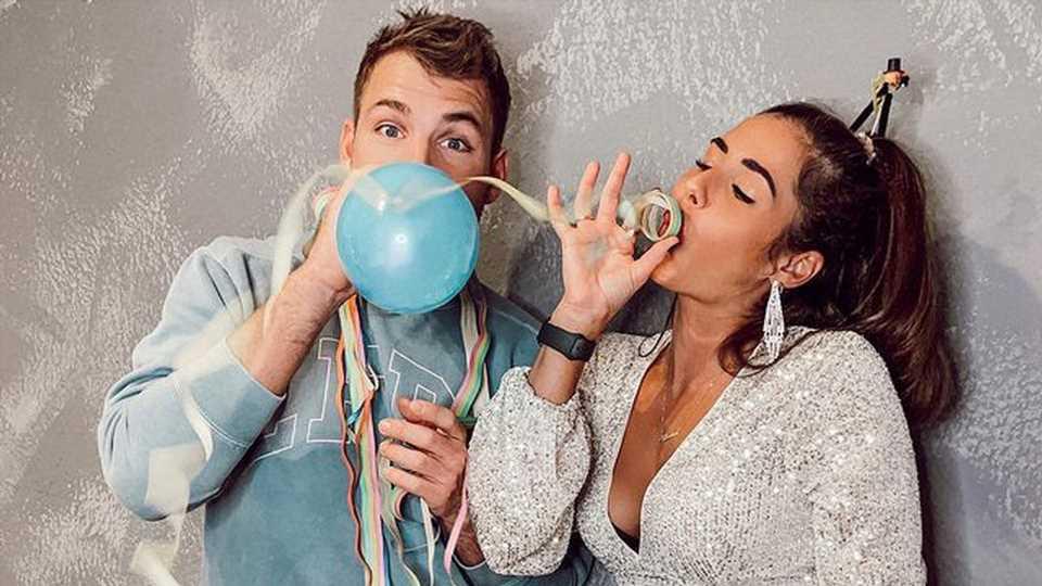 Sarah Lombardi und Julian Büscher sind jetzt verheiratet!