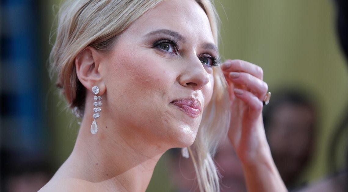 Schleimattacke auf Scarlett Johansson bei den MTV Movie Awards