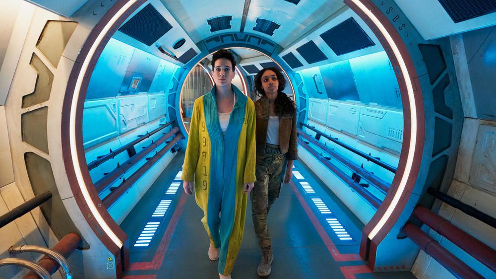 "Sci-Fi-Serie ""Intergalactic"" verlegt ""Con Air"" ins Weltall"