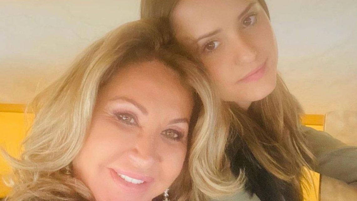 Sie gratuliert ihrer Tochter Davina zum 18. Geburtstag