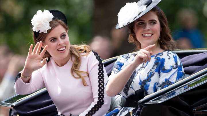 So süß gratuliert ihre Schwester Prinzessin Eugenie
