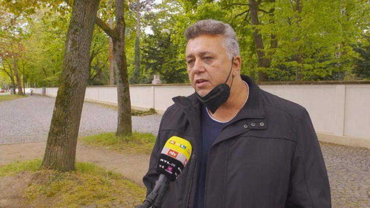 So trauert Frank Fussbroich um seinen Freund Willi Herren – und wem er schwere Vorwürfe macht!