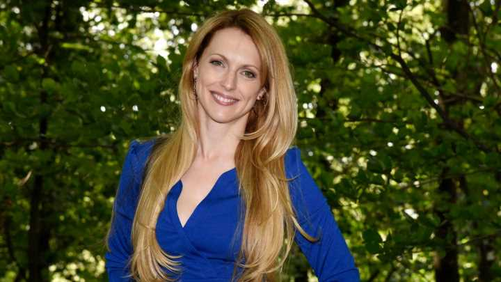 Sturm der Liebe: Natalie Alisons Schnappschuss sorgt für Lacher