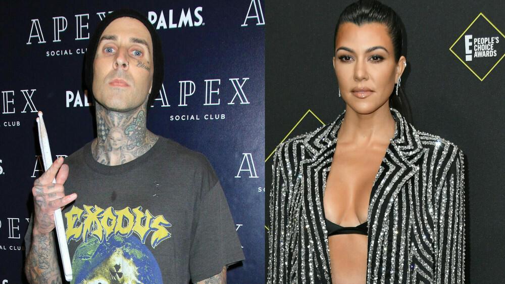 Travis Barker enthüllt: Kourtney Kardashian ist die Liebe seines Lebens