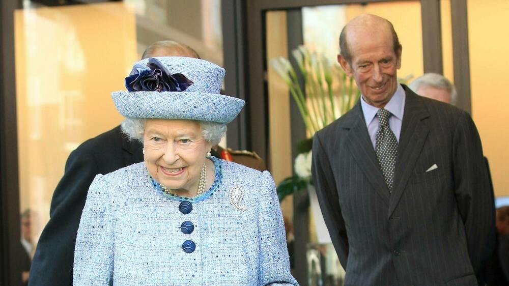 Trooping the Color: Ihr Cousin Prinz Edward soll die Queen begleiten