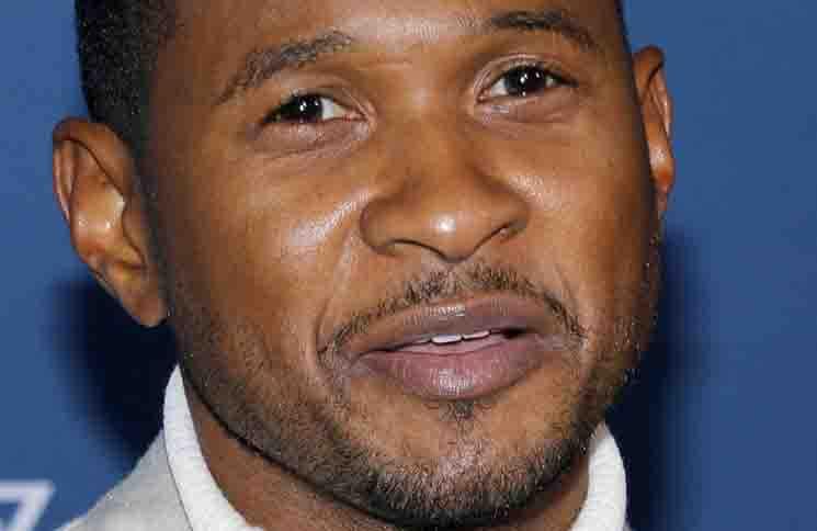 Usher: Erneute Vaterschaft!