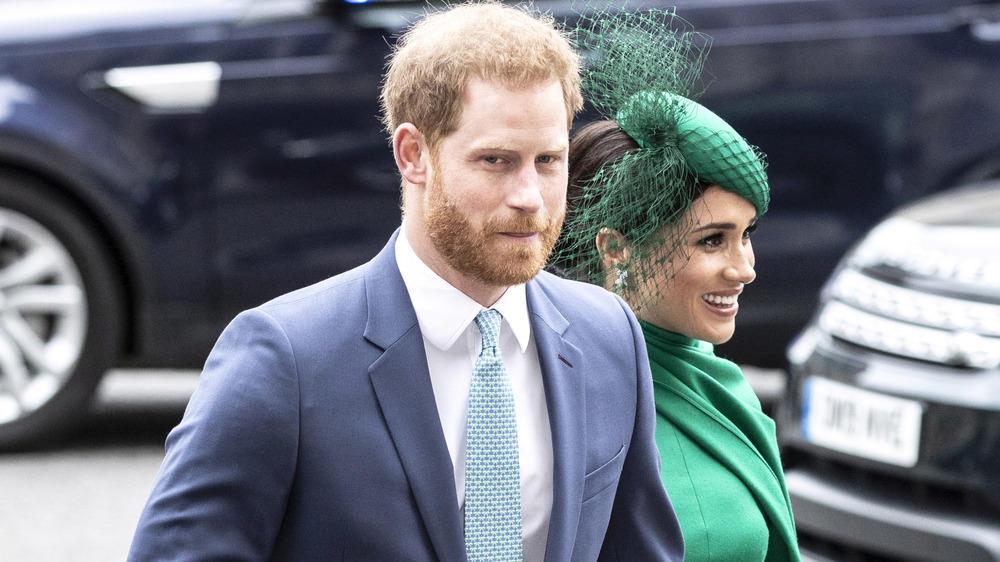 Verlieren Prinz Harry und Herzogin Meghan ihre Titel?