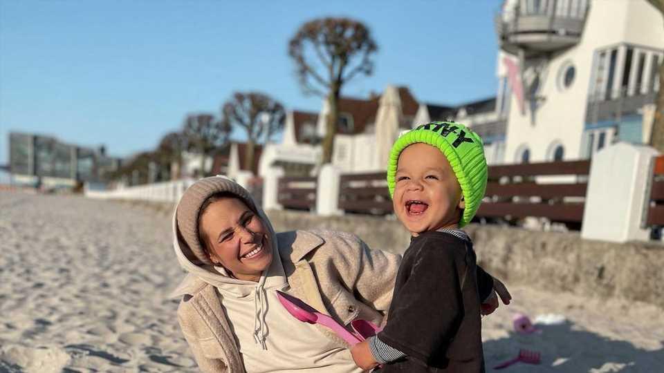 Wegen Eifersucht: Schwangere Nina Noel beschenkt Sohn Lyano