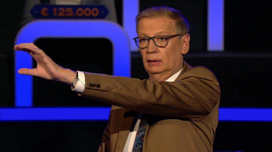 Wer wird Millionär?: Moderator Günther Jauch gibt Kandidatin Nora Eckartsberg persönlichen Reisetipp