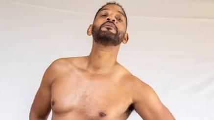 Will Smith zieht nochmal blank: Ist das seine Bewerbung als Curvy Model?