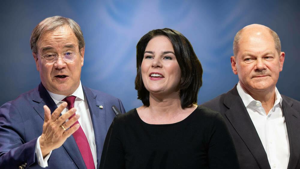 Zwei Wochen vor ARD und ZDF: Erstes Wahl-Triell findet bei RTL statt