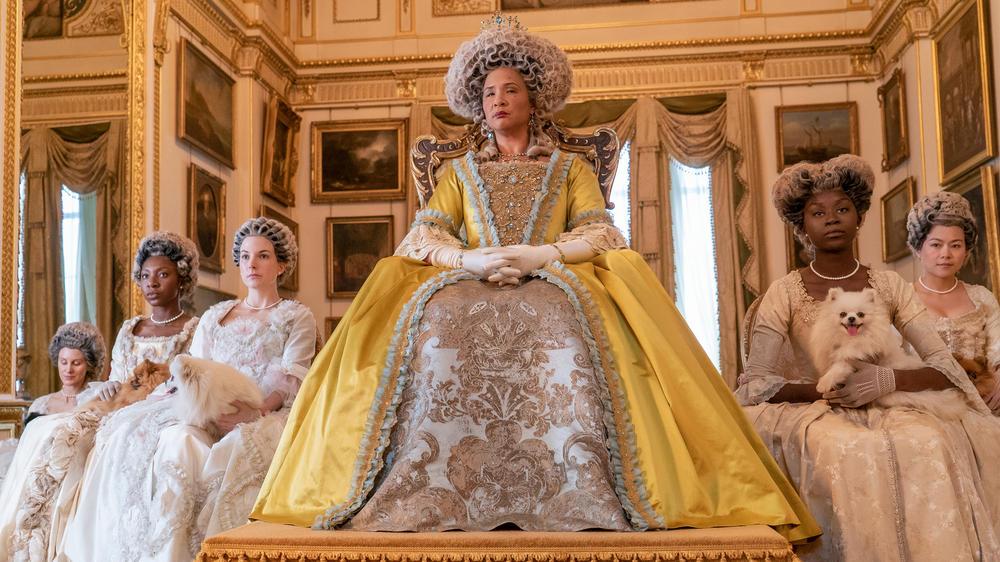 """""""Bridgerton"""": Königin Charlotte bekommt ihre eigene Serie"""
