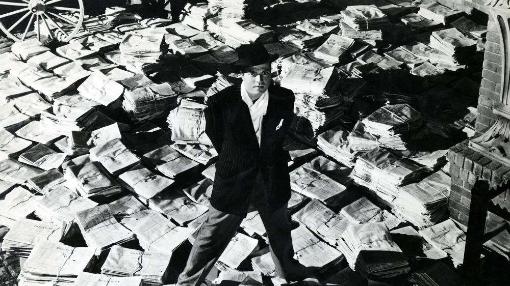 """""""Citizen Kane"""": Der zeitlose Geniestreich von Orson Welles"""