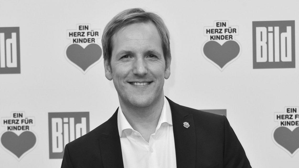 """""""Guten Morgen Deutschland""""-Moderator Jan Hahn wurde beerdigt"""