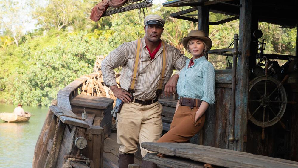 """""""Jungle Cruise"""" wird zeitgleich auf Disney+ als auch im Kino laufen"""