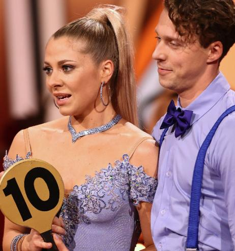 """""""Let's Dance""""-Valentina Pahde: Zoff nach ihrem TV-Auftritt"""