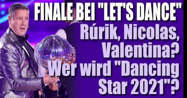 """""""Let's Dance""""-Finale 2021: Finalisten im Check! Wer wird heute """"Dancing Star 2021""""?"""