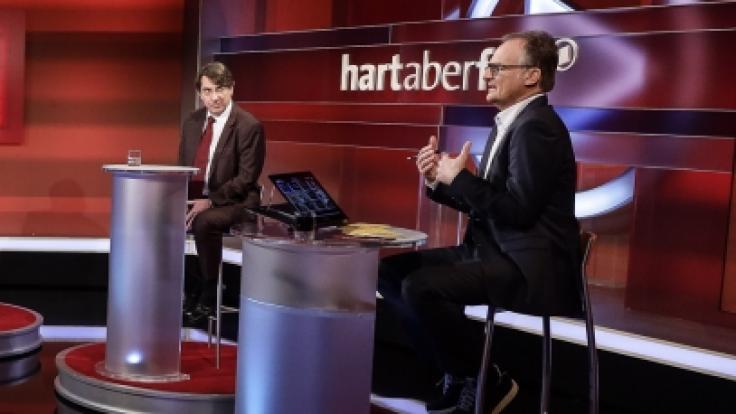 """""""hart aber fair"""" am 17.05.2021: Mit Lauterbach und Poletto! Thema und Gäste bei Frank Plasberg"""