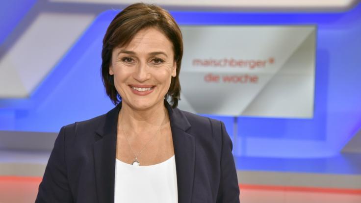 """""""maischberger. die woche"""" heute am 05.05.2021: Wagenknecht und Co.! Darüber diskutiert die Moderatorin am Mittwoch"""