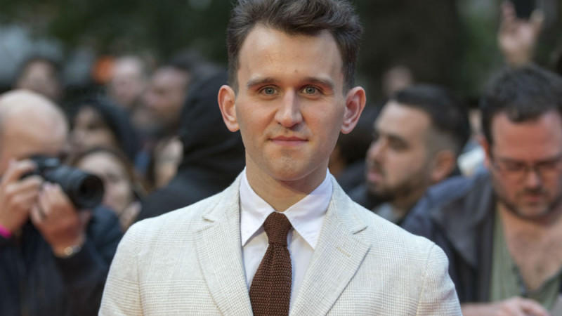 'Harry Potter'-Star Harry Melling: Rolle in 'The Pale Blue Eye'