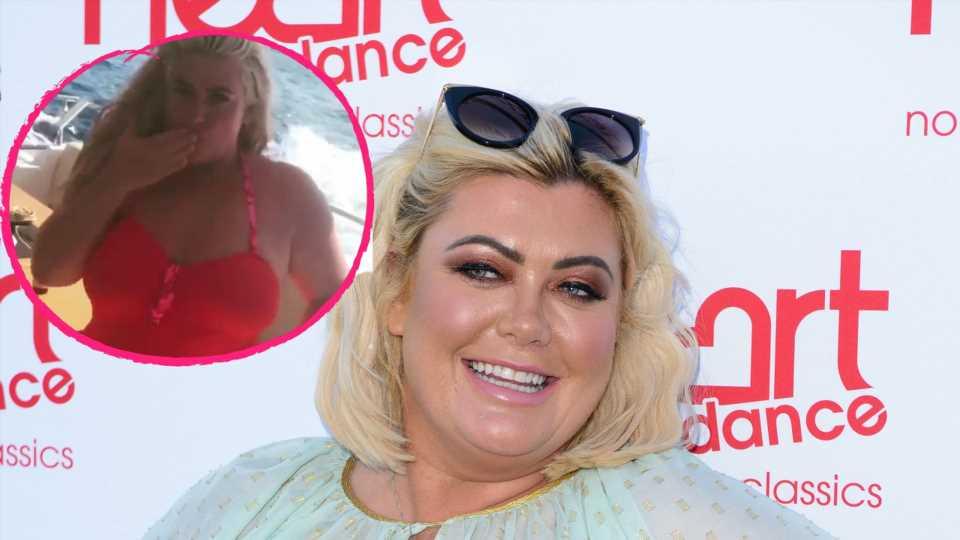 22 Kilogramm runter: Gemma Collins zeigt ihren Diäterfolg