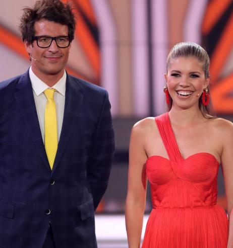"Daniel Hartwich & Victoria Swarovski: ""Let's Dance""-Panne"