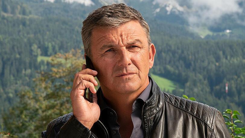 'Der Bergdoktor': Hans Sigl grüßt aus den Bergen