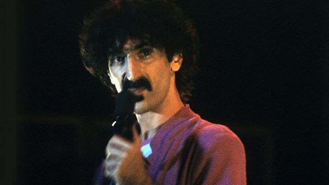 Doku über Frank Zappa bei 3sat