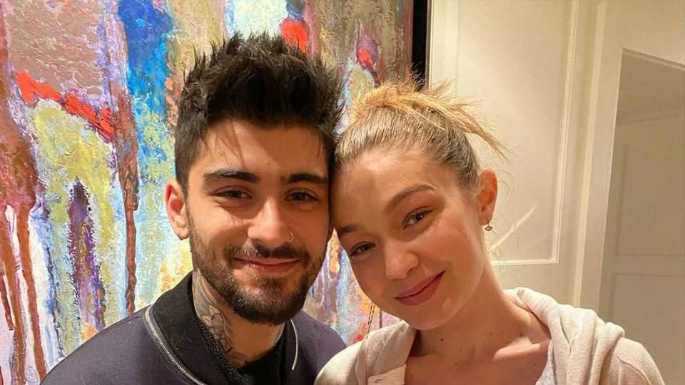 Erster Vatertag: Gigi Hadid widmet Zayn liebevolle Worte