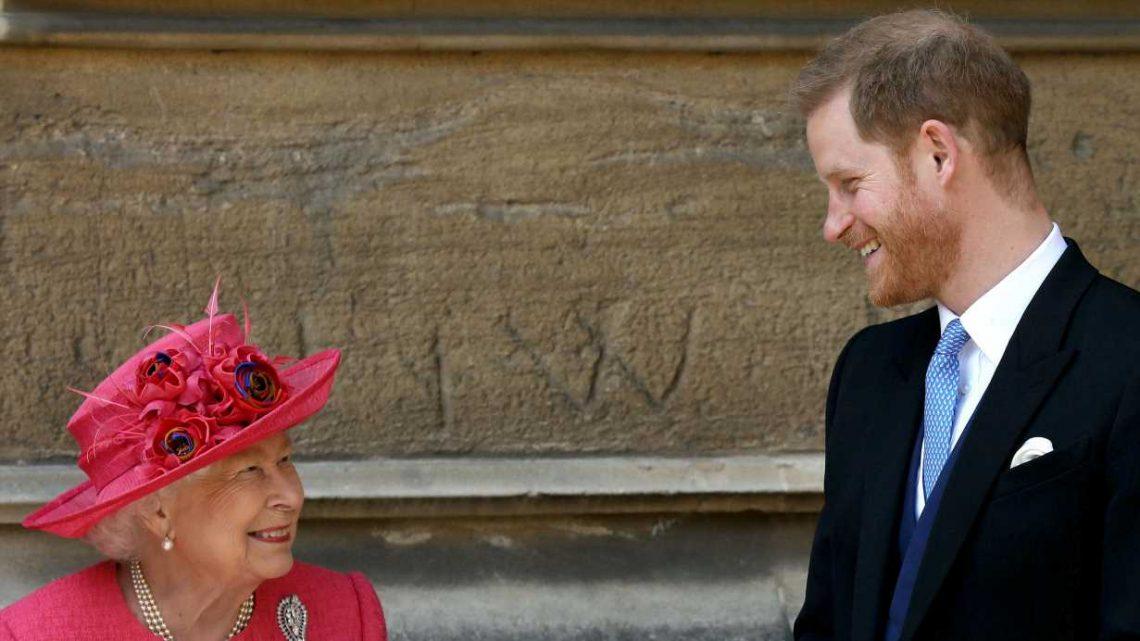 Erstes Gespräch nach Megxit: Queen lädt Prinz Harry nach Windsor ein