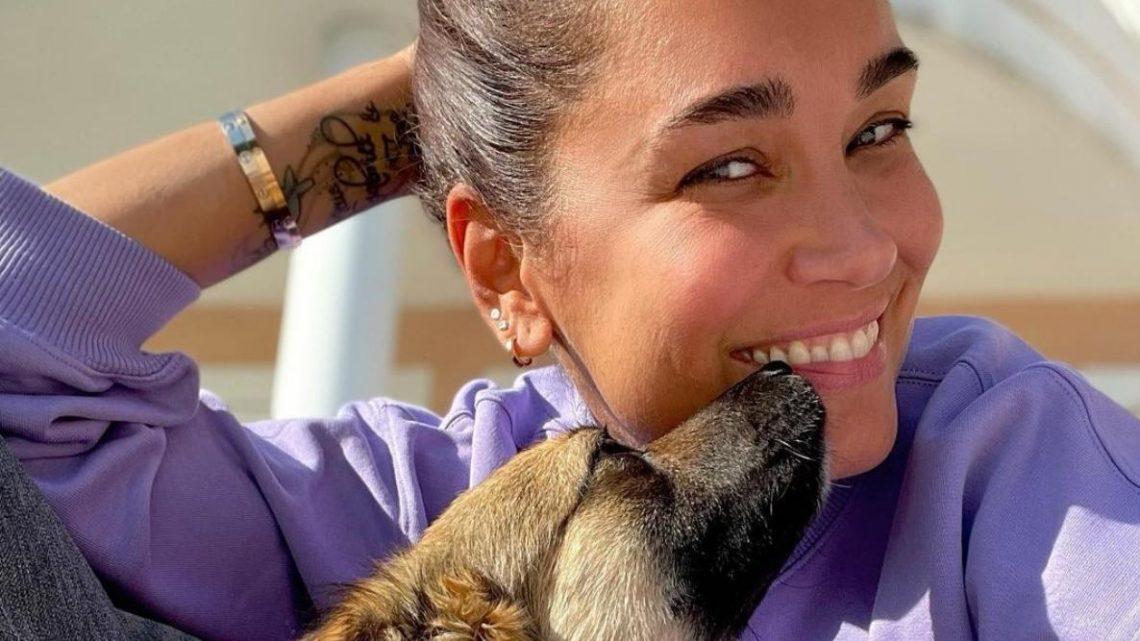 """Ex- """"Love Island""""-Moderatorin Jana Ina Zarrella schwärmt: Hundedame Cici ist wie ein 3. Kind"""