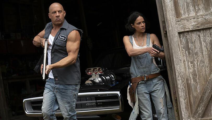 'Fast & Furious 9' schon vor dem weltweiten Kinostart ein Kassenhit